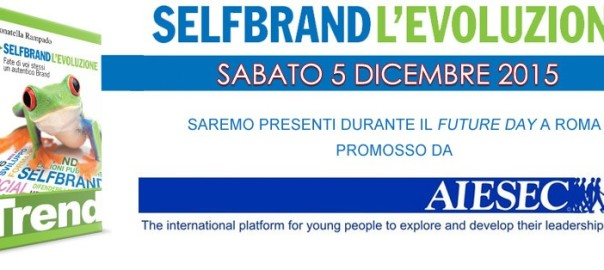 Workshop Selfbrand con Aiesec nel Future Day
